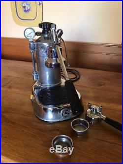 La pavoni professional very rare Expresso Coffee Machine espresso caffe italy