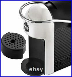 Lavazza Jolie & Milk Coffee Machine with Milk Frother White