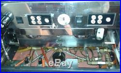 MCe (Astoria) Commercial 2 group espresso machine used but good condition
