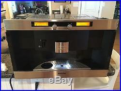 MIELE 23 Built-in Coffee System CVA 2660 Espresso Machine