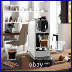 Magimix M195 Nespresso Citiz Pod Coffee Machine White 3 Year Guarantee