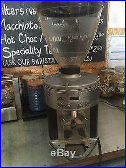 Mahlkonig K30 Espresso / Coffee Grinder Not Working Properly