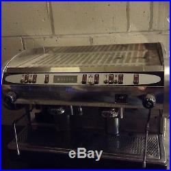 Marisa CMA 2 Group espresso Commercial Coffee Machine