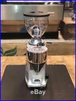 Mazzer Mini Electronic Coffee Grinder Showroom Demo Espresso Machine Cafe Home