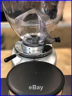 Mazzer Mini Manuel Espresso Coffee Machine Grinder Cafe Barista Beans Home