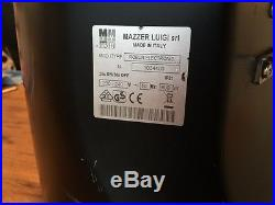 Mazzer Robur e electronic coffee grinder espresso commercial shop high volume