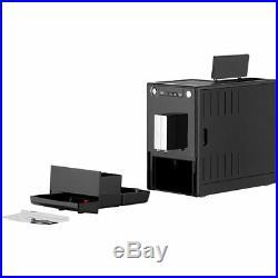 Melitta 6553104 Caffeo Solo Bean to Cup Coffee Machine 1400 Watt 15 bar Black