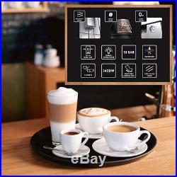 Melitta Automatic Espresso Coffee Machine, Caffeo Solo, Silver, E950-103