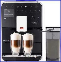 Melitta Barista TS Smart Automatic Bean to Cup Coffee Machine Piano Black
