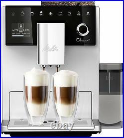 Melitta CI Touch Automatic Bean to Cup Espresso Coffee Machine Silver