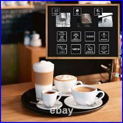 Melitta Solo Automatic Coffee Bean to Cup Espresso Machine Black