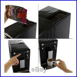 Melitta Solo & Perfect Milk, Bean to Cup Coffee Machine Black