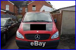 Mercedes Vito Mobile Coffee Van (Inc 2 Group Espresso Machine, Coffee Grinder)