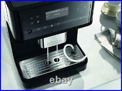 Miele CM6150 Bean-to-Cup Coffee Machine, 1.5 W, Obsidian Black RRP £