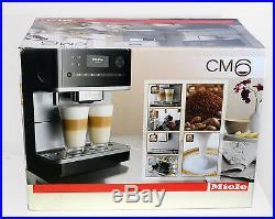 Miele CM6 espresso coffee machine