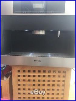Miele CVA 5060 9 Cups Coffee Espresso Machine Stainless Steel