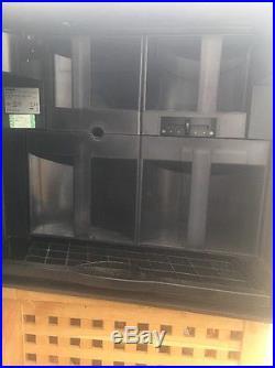 Miele CVA 5060 9 Cups Coffee Espresso Machine Stainless Steel 236 coffees