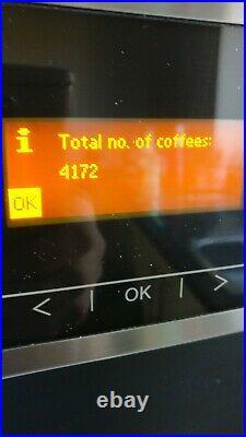 Miele CVA 5060 Built in Bean to Cup Coffee machine. Coffee maker