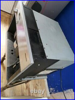 Miele coffee machine CVA 620 Built-in coffee machine bean to cup