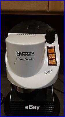 Miss Rancilio Audrey Macchine caffe Espresso Italy Portafiller Machine Coffee
