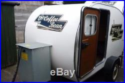 Mobile Coffee Van Trailer Fracino espresso machine business catering