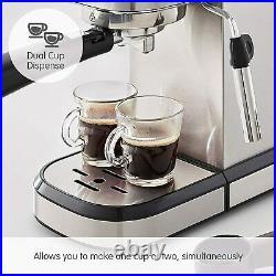 Morphy Richards 172020 Espresso Coffee Machine 15 Bar