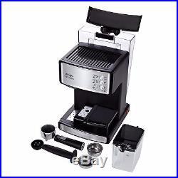 Mr. Coffee Café Barista Espresso Cappuccino Maker Automatic Milk Frother Machine