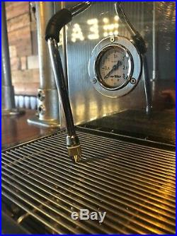 My Way Izzo Pompei Lever 2 Group Dual Fuel Espresso Machine