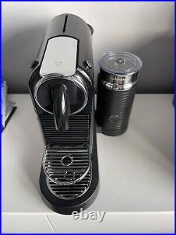 NESPRESSO CitiZ&Milk Black Coffee Machine 2 Months Old