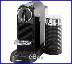 NESPRESSO by Magimix CitiZ & Milk Coffee Machine Black Currys