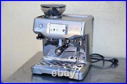 NEW Breville Barista Touch BES880B Espresso Coffee Machine Silver FREE SHIP
