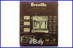 NEW Breville The Oracle Touch Coffee Machine Latte Cappuccino Espresso