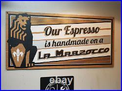 NEW La Marzocco Linea 2 Group AV Espresso Coffee Machine in White