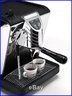 Nuova Simonelli Oscar II Coffee Espresso Machine Brand New Model 110v Black