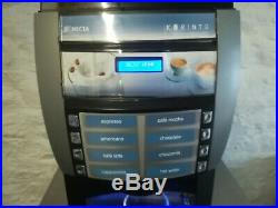 Necta Korinto Espresso Bean To Cup Commercial Hot Drink Coffee Vending Machine