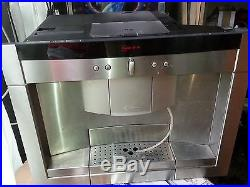 Neff C77V60 Coffee And Espresso Maker Silver. Integrated Built in coffee machine