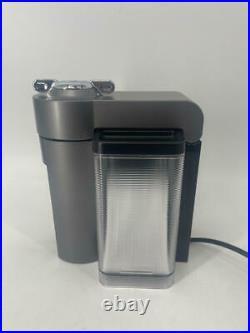 Nespresso ENV135GY Coffee and Espresso Machine by De'Longhi, Silver