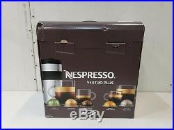 Nespresso ENV155T VertuoPlus Deluxe Coffee and Espresso Machine by De'Longhi