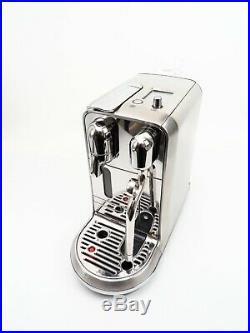 Nespresso Sage Creatista Plus Stainless SNE800BSS Pod Coffee Machine