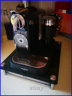 Nespresso by Magimix Citiz & Milk Coffee Machine Black