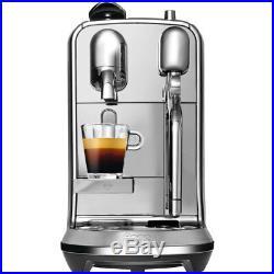 Nespresso by Sage BNE800BSS Creatista Plus Pod Coffee Machine 1600 Watt