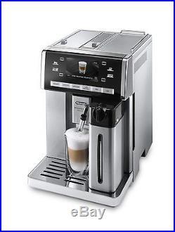 New DeLonghi ESAM6900M PrimaDonna Espresso Coffee Machine Fully Automatic