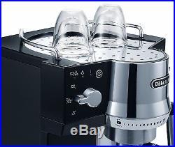New De'Longhi EC820. B Pump Espresso Coffee Machine Black