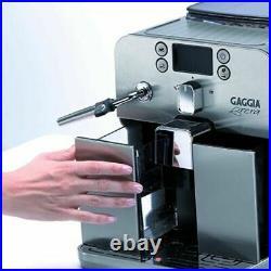 New Gaggia Brera Bean To Cup Coffee Machine Automatic