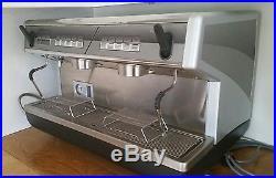 Nouvo Simonelli Appia II 2 group Volumetric Espresso machine