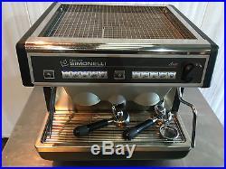 Nuova Simonell Appiah Auto Espresso Coffee Machine 2 Group Commercial sin/phase