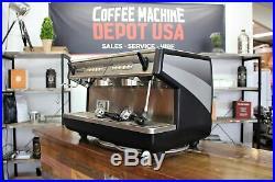 Nuova Simonelli Appia I HIGH CUP 2 Group Commercial Espresso Coffee Machine