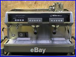 Nuova Simonelli Aurelia 2 group Commercial Espresso Coffee machine
