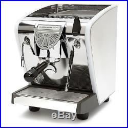 Nuova Simonelli Musica LUX Espresso & Cappuccino HX Coffee Machine maker 110V