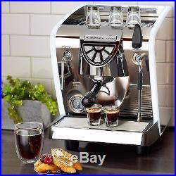 Nuova Simonelli Musica LUX Espresso & Cappuccino HX Coffee Machine maker 220V